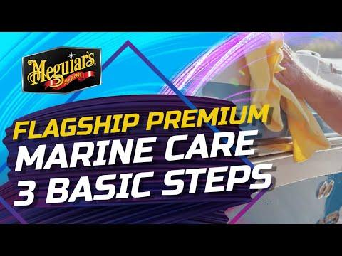 Three Basic Steps to Marine Care