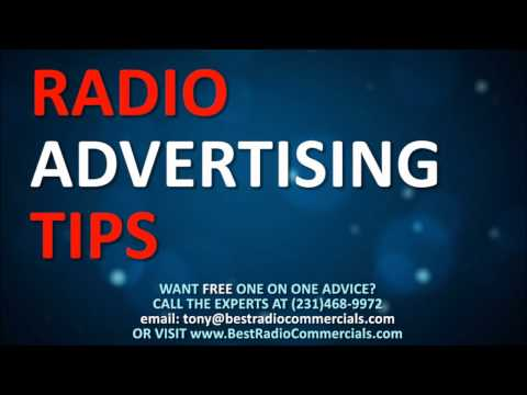What Makes A Good Radio Commercial?