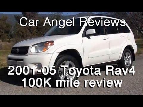 2001-2005 Toyota Rav4 extended 100k mile car review