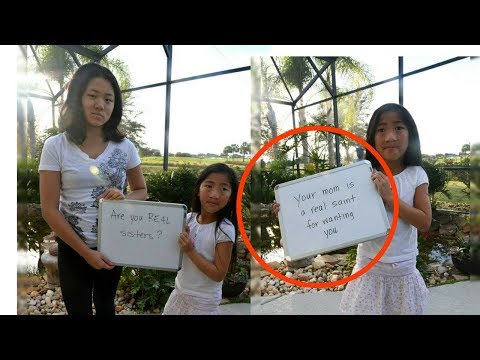 After A Mother Adopted These Two Chinese Girls, She Revealed The Rude Comments People Say To Them