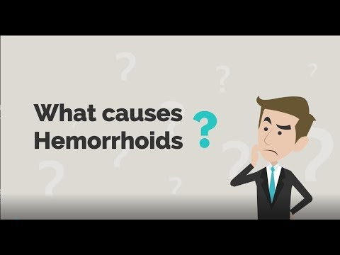 What Causes Hemorrhoids  | by Heal Your Hemorrhoids