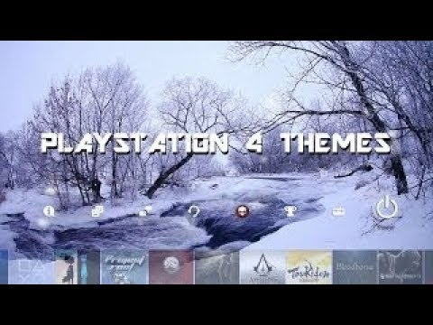 My TOP 10 free Ps4 Themes all time