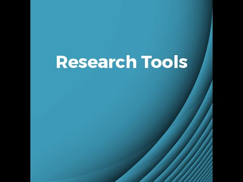 How to do investment research