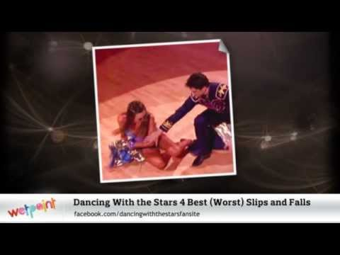 When Good Dances Go Bad: DWTS's Best (Worst) DWTS Slips and Falls