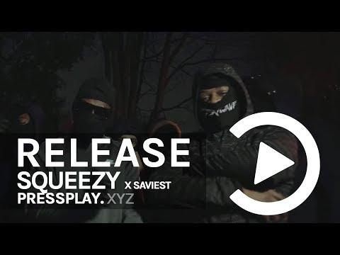 #CT Squeezy X Saviest - Don't Be Daft (Music Video) Prod  HL8 & SimpzBeatz | Pressplay