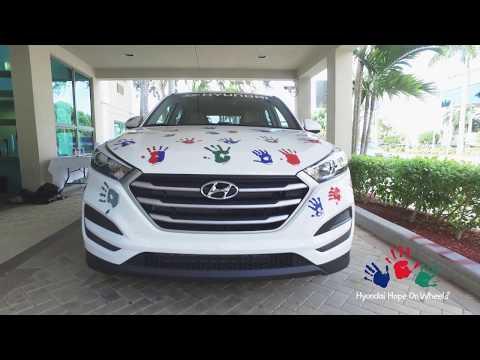 2018 Hyundai Hope On Wheels Omnibus