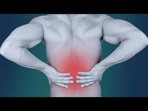 How to Alleviate lower back pain instantly