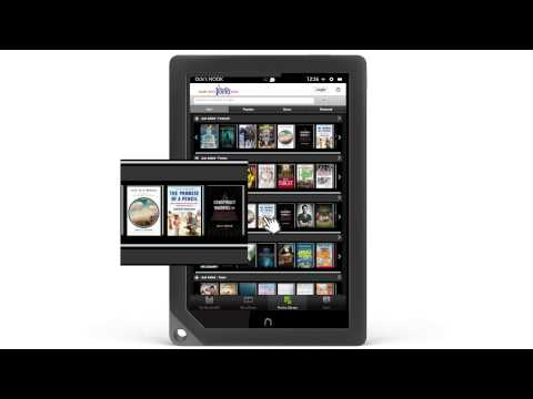 Checking out E-books: Axis360 ePub for Nook