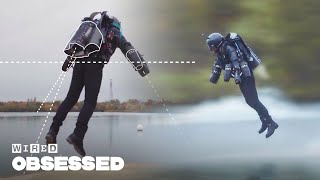 How Gravity Built the World's Fastest Jet Suit | WIRED