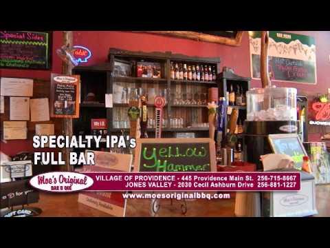 Moe's Original Bar B Que in Huntsville, AL