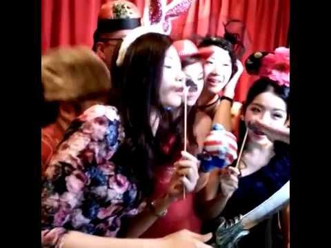 Yippie Booth (Delightful Photo Booth Malaysia)- Jason & Carine's Wedding
