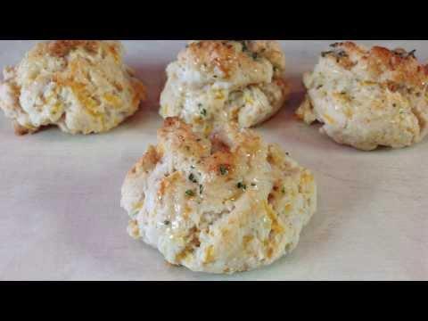 Copycat Red Lobster Cheddar Bay Biscuit recipe