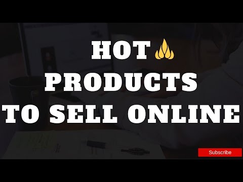 Hot Products To Sell on Shopify eBay and Amazon - Free Niche and Product Research