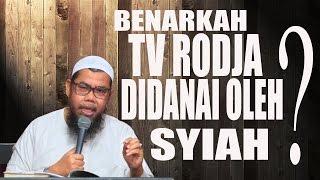 Benarkah TV RODJA Didanai oleh SYIAH ~ Ustadz Zainal Abidin Syamsudin.Lc