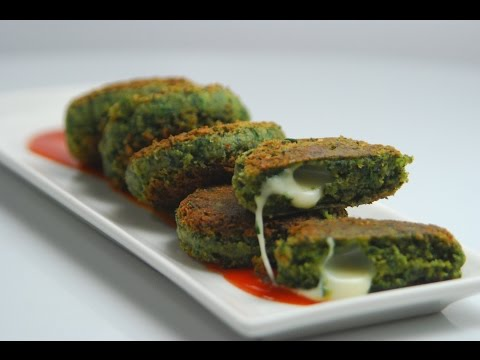 Palak Chole Tikki | Cooksmart | Sanjeev Kapoor Khazana
