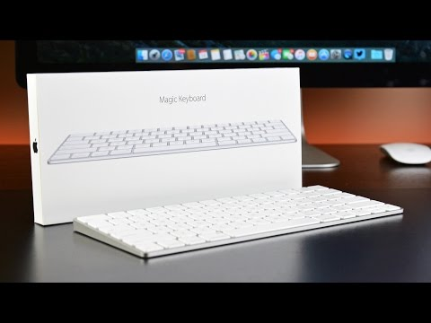 Apple Magic Keyboard: Unboxing & Review