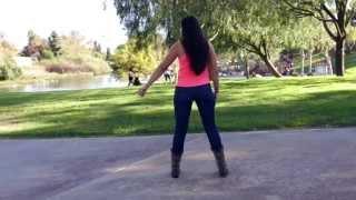 Beginner Line Dance Lesson - Cowboy Hustle