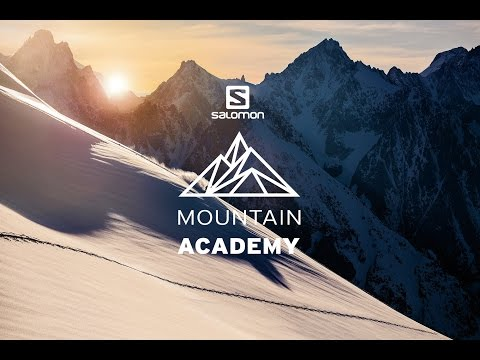 Salomon Mountain Academy - Snow Safety courses online
