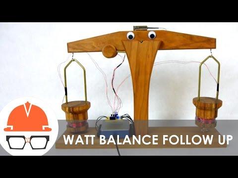 Building the Desktop Watt Balance and FAQ