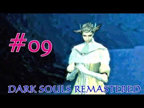 【DARK SOULS REMASTERED】#09 のんびり月光蝶のダサい倒し方?