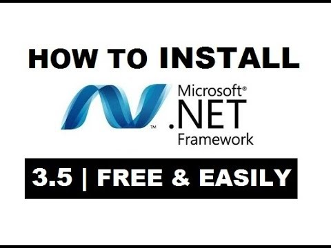 How to Enable/Install .Net Framework 3.5 | Windows 10/8/7 Easily