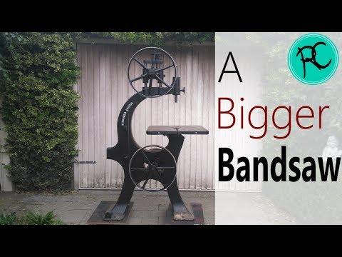 A Big Old Bandsaw - Pt.1