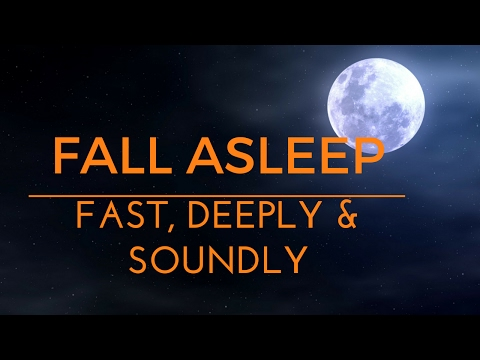 FALL ASLEEP FAST, DEEPLY & SOUNDLY- A truly life changing guided meditation for sleep