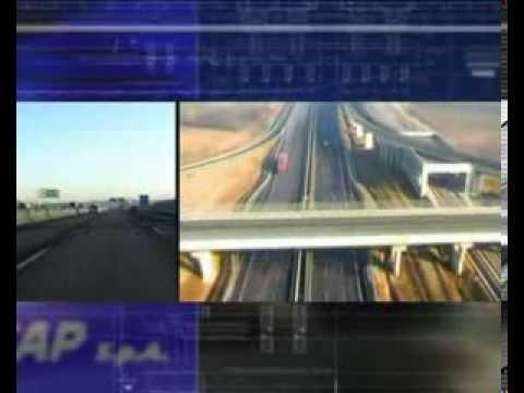 Turin - Milan motorway - IV Lane