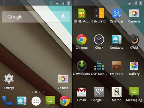 Samsung Galaxy Ace GT-S5830. L. B. T. Android 5.0 (telepítés)
