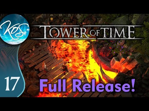 Tower Of Time Ep 17: FROSTLING ARRIVAL - Full Release, Tactical RPG, Lore - Let's Play, Gameplay