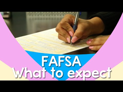 FAFSA: DIY: The financial aid application process – JessicaDominguezTV