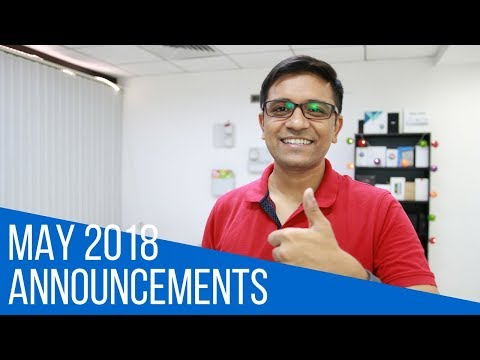 Top Upcoming Smartphones of May 2018 - OnePlus 6, Honor 10 & more