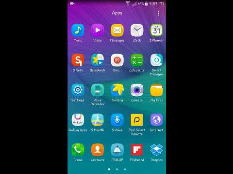 """1000%  Solved - How to turn off the """"Screen Overlay"""" setting on Samsung Galaxy Note 4"""