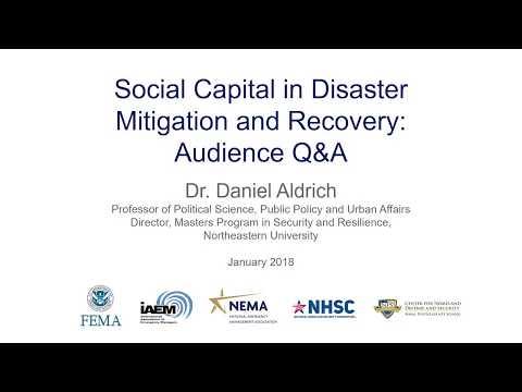 PrepTalks: Daniel Aldrich