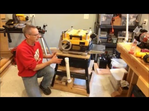 Build a mobile base for power tools