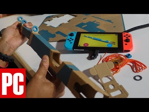 1 Cool Thing: Nintendo Labo Variety Kit