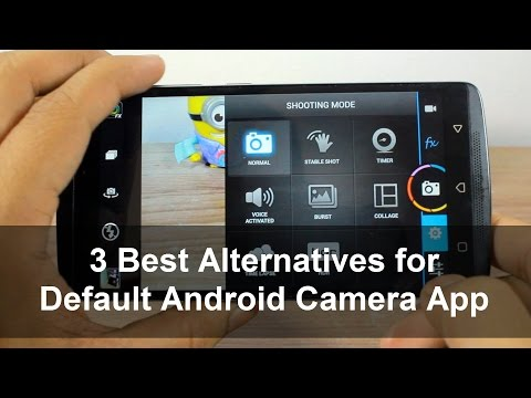 3 Best Default Android Camera App Alternatives to Try Out