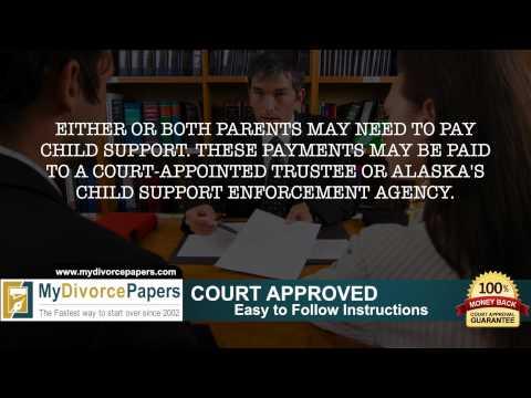 How to file Alaska Divorce Forms Online