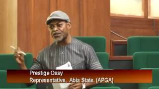 Members House of Reps Debate At The Plenary on Safety of Kaduna Airport