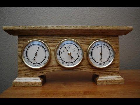 How to Make a Weather Station (WoodLogger.com)