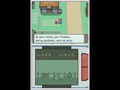 pokemon platinum how to get rotom egg