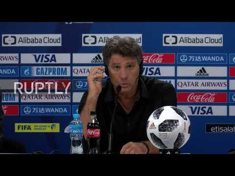 UAE: Gremio manager 'I want to stay' after Real final defeat