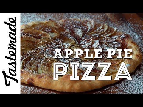 Apple Pie Pizza l Julie Nolke