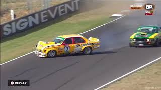 Touring Car Masters Crash Compilation