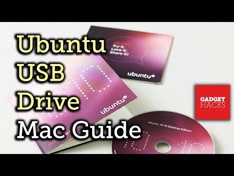 Create a Ubuntu Live USB on Your Mac Computer [How-To]
