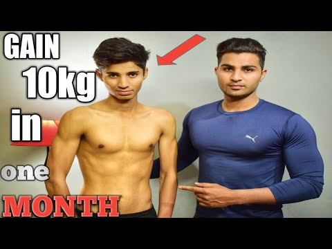 how to gain weight in 1 month naturally |Royal Shakti Fitness
