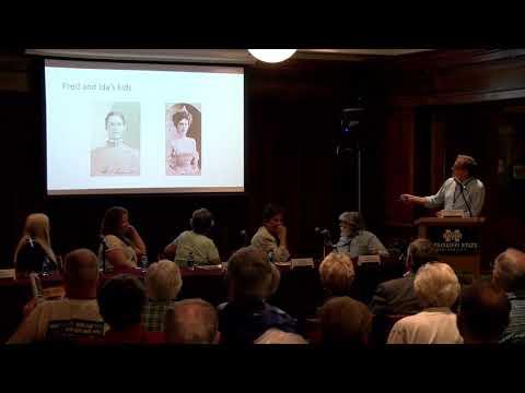 2018 Ulysses S. Grant Association Meetings: Growing up Grant