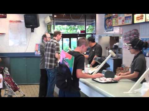 FREE FAST FOOD PRANK! (Guacamole Douchebaggery)
