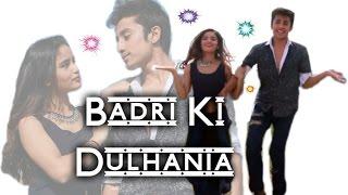"Badri Ki Dulhania Dance | ""Badrinath Ki Dulhania"""