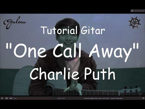 5 Menit Belajar Gitar (One Call Away - Charlie Puth)
